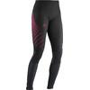 Salomon W's Endurance Tight Black / Hot Pink